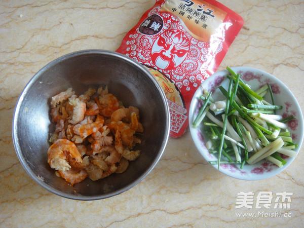 榨菜开洋葱油拌面的做法图解
