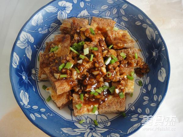 油豆腐干怎么煸