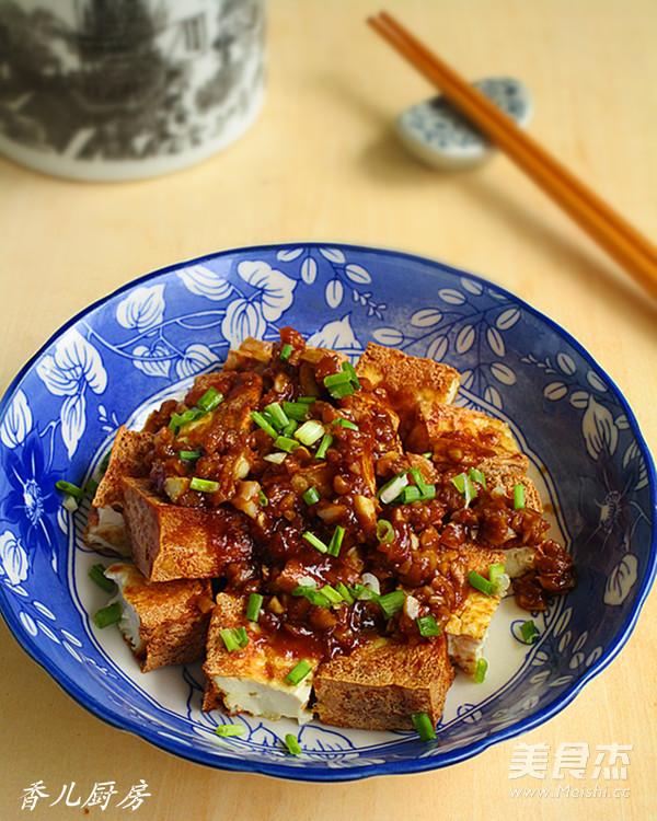 油豆腐干成品图