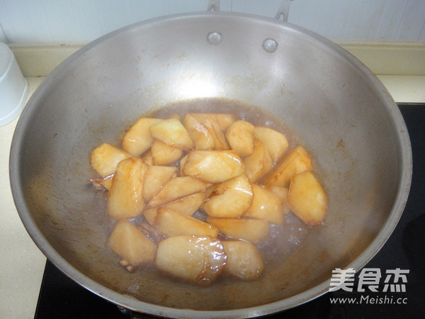 鲍汁白萝卜怎么煮