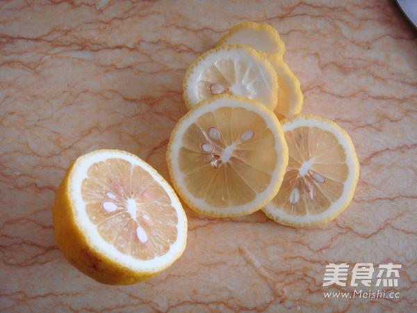 柠檬红茶的做法图解