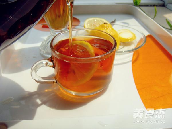 柠檬红茶怎么炖