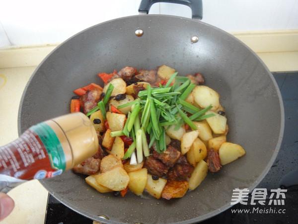 豉香土豆小排骨怎样做