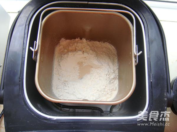 奶酥小餐包的做法图解
