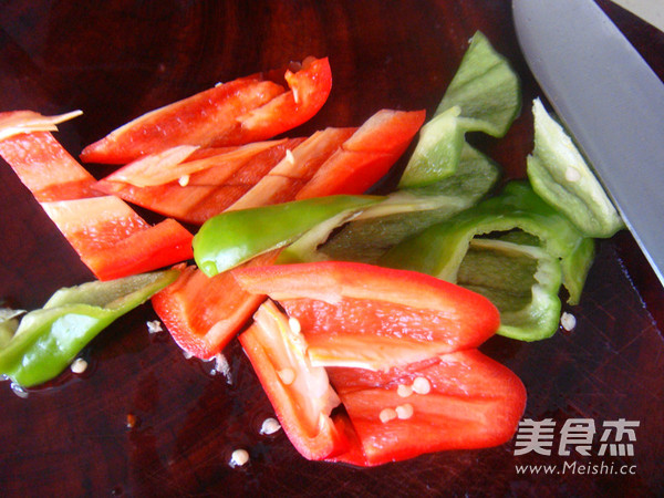 肉末茄子煲的简单做法