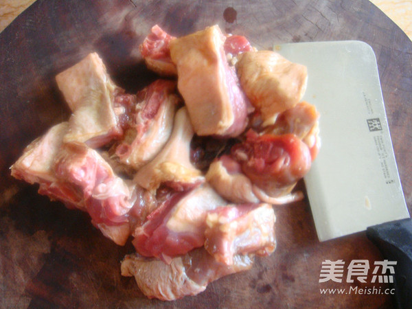 糖醋鸭肉的做法图解
