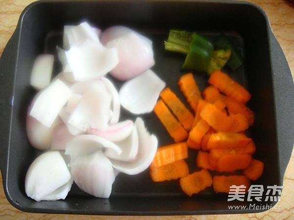 糖醋鸭肉的简单做法