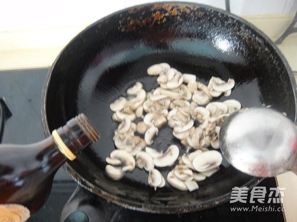 蚝油干煸蘑菇怎么吃