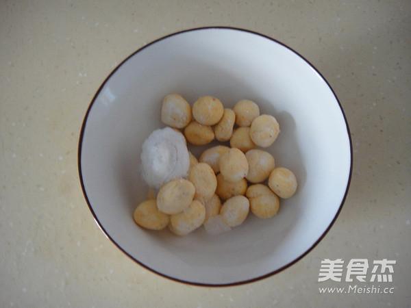 紫米芋圆粥的简单做法