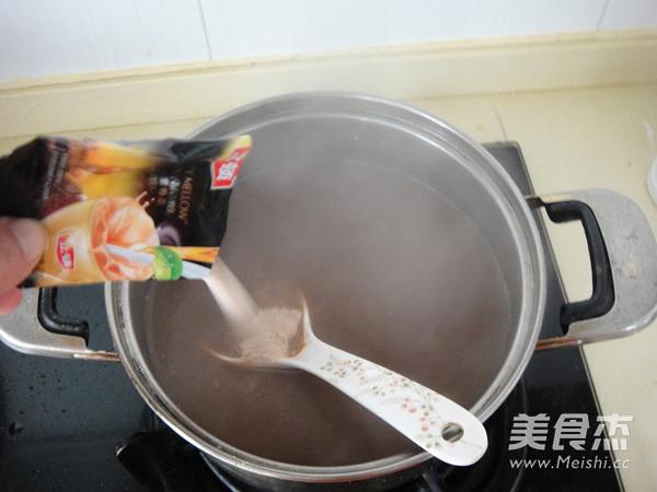 红豆奶茶怎么做