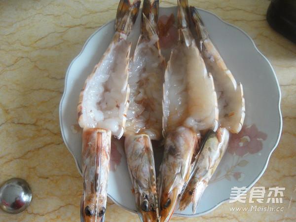 蒸明虾的简单做法
