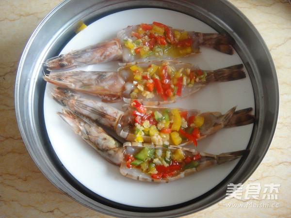 蒸明虾怎么煮