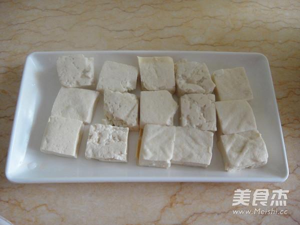 上海油炸臭豆腐的做法图解