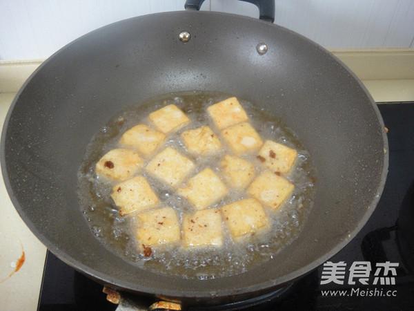 上海油炸臭豆腐的简单做法
