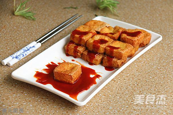 上海油炸臭豆腐怎么炒
