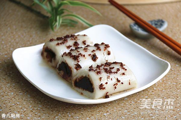 上海桂花条头糕怎么煮