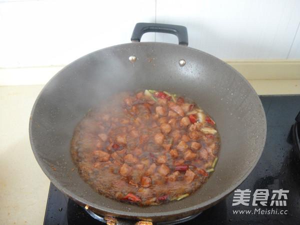 四川宫保肉丁怎么煮