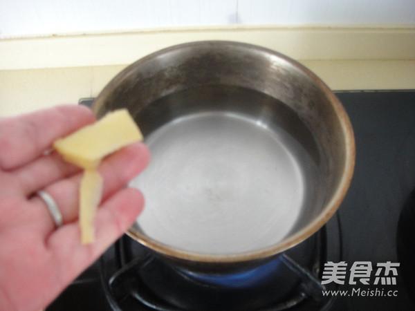 咖喱粉丝汤的家常做法