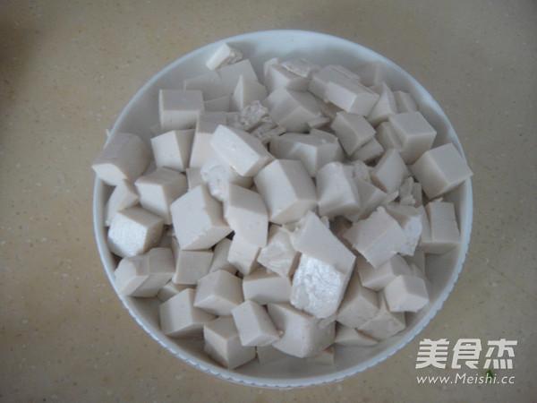 四川麻辣豆腐的做法大全