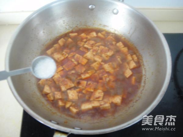 四川麻辣豆腐怎么炒