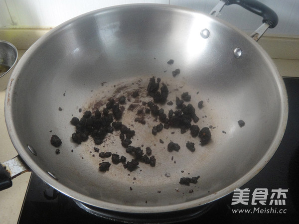 贵州豆豉辣酱风味酱拌面怎么吃
