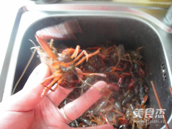 湖南麻辣小龙虾的做法图解