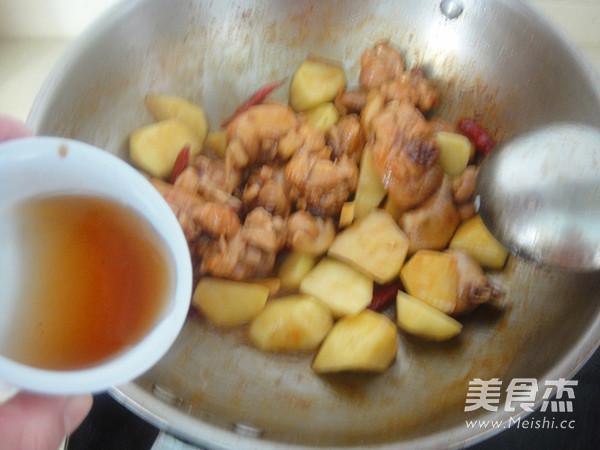 新疆大盘鸡怎样做
