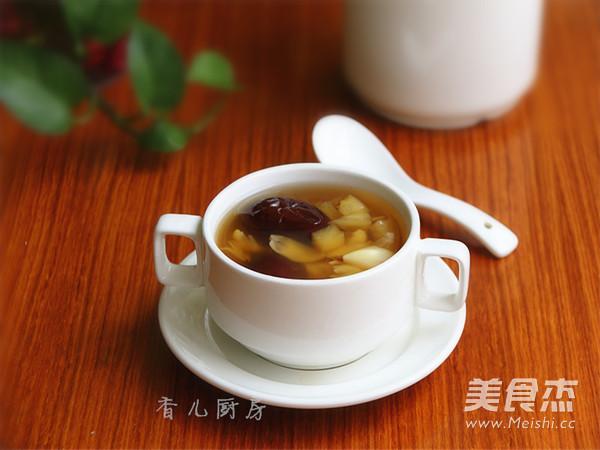 苏泊尔 百合红枣甜汤怎么炒