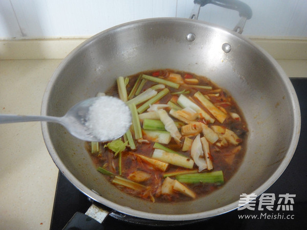 重庆烤鱼怎么煸