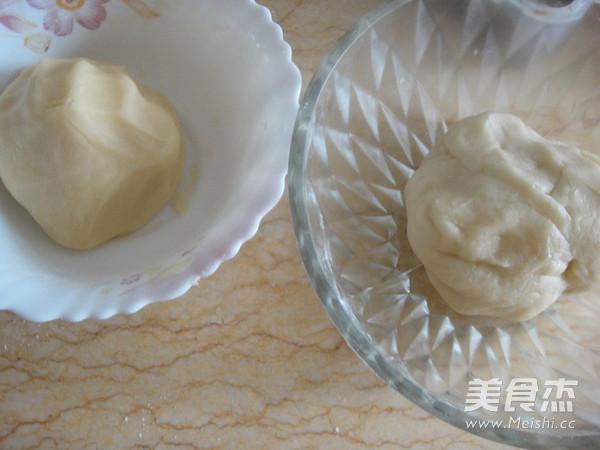 细沙肉松酥饼的简单做法
