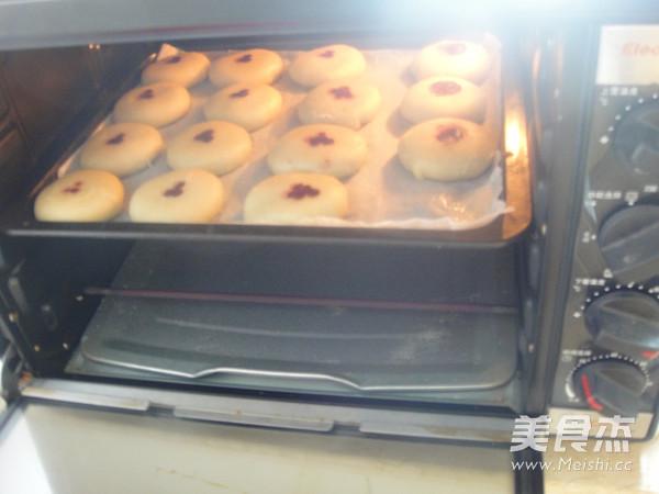 细沙肉松酥饼的制作大全