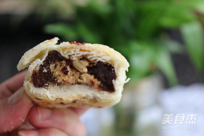 细沙肉松酥饼的做法大全