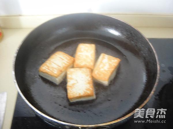 香菇豆腐镶肉怎么做