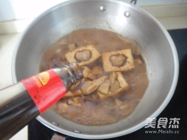 香菇豆腐镶肉怎么煸