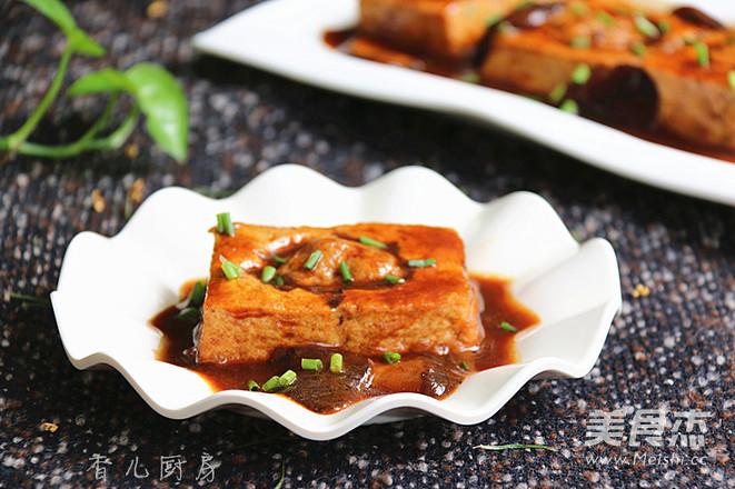 香菇豆腐镶肉怎样炒