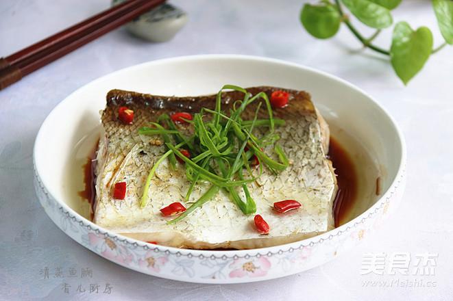 清蒸鱼腩怎么煮