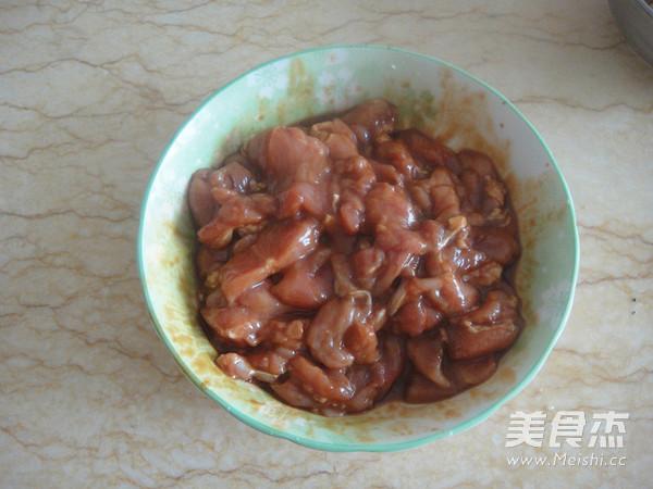 杭椒小炒肉的做法图解
