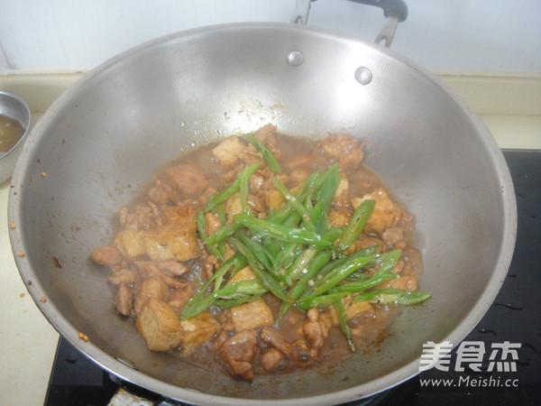 杭椒小炒肉怎么做