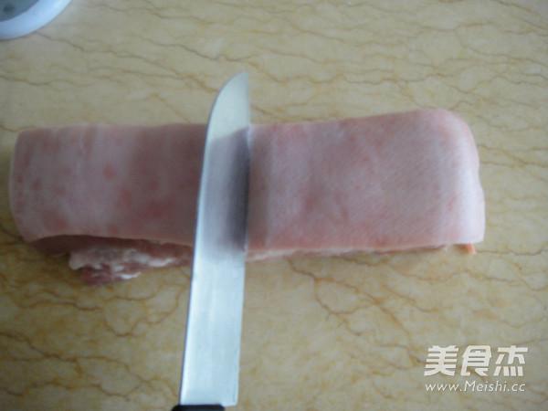 腐竹烧肉的做法图解