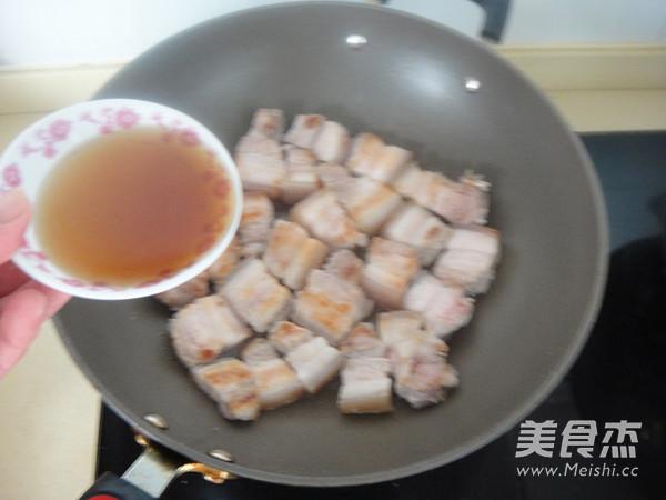 腐竹烧肉怎么炒