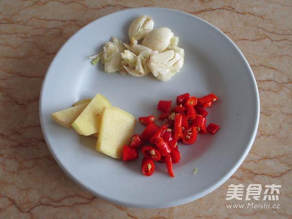 杭椒爆鸡胗的做法图解