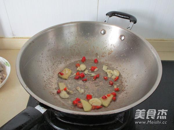 杭椒爆鸡胗怎么做