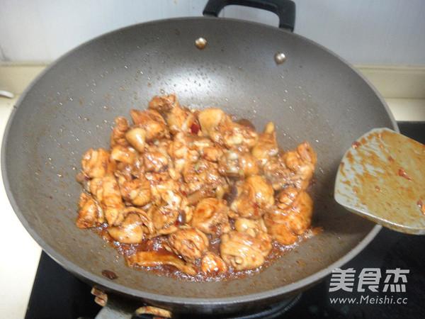 酱香鸡块怎么炒