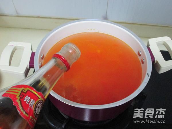 番茄牛肉浓汤火锅怎么炒