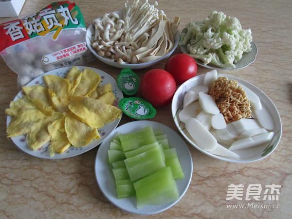 番茄牛肉浓汤火锅的做法大全