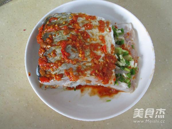 剁椒白水鱼怎么吃