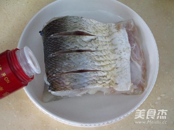 剁椒白水鱼的简单做法