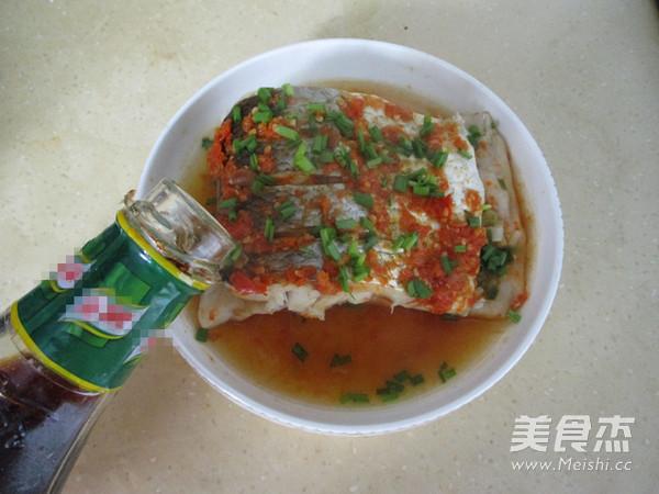 剁椒白水鱼怎么炒