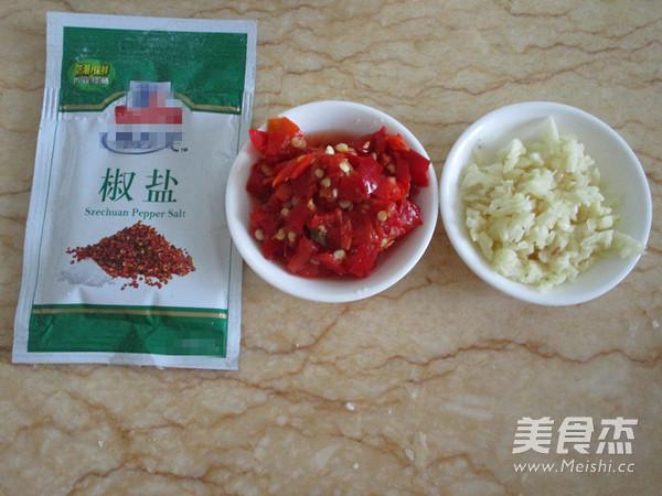 椒盐豆腐的做法大全