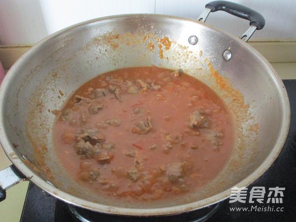 番茄牛肉浓汤怎么炖